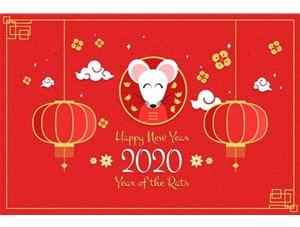 拜年越早,福气越好!山西鑫晶泰全体员工祝大家鼠年大吉!