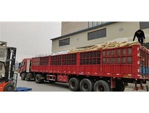 发货啦!发往江苏和上海XJT-4000A改姓雷竞技,共31吨