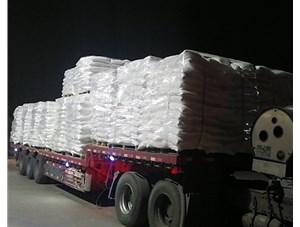 发往广州33吨XJT-4000